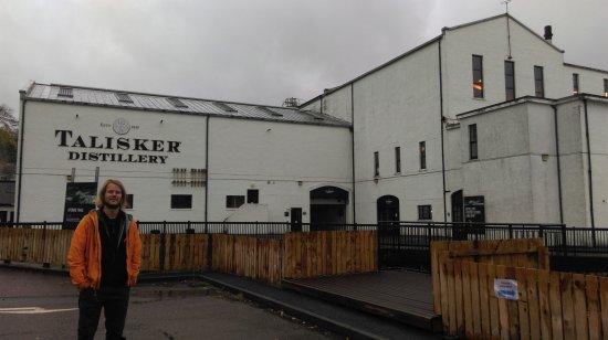 Talisker Distillery Tour Review