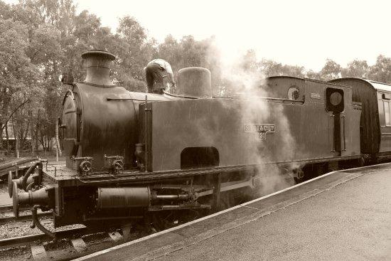 Peak Rail 사진