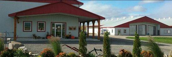St. Marys, แคนาดา: Stonetown Artisan Cheese