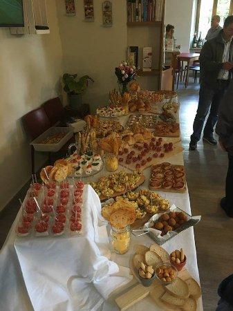 Aviatico, Italy: Battesimo Rinfresco