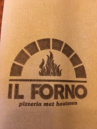 Wijchen, Países Bajos: Il Forno, pizzeria met houtoven!