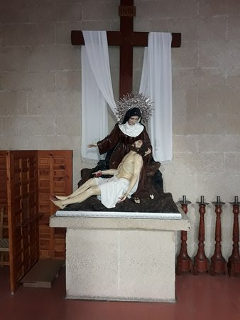 Parroquia Asuncion de Nuestra Senora: otra figura