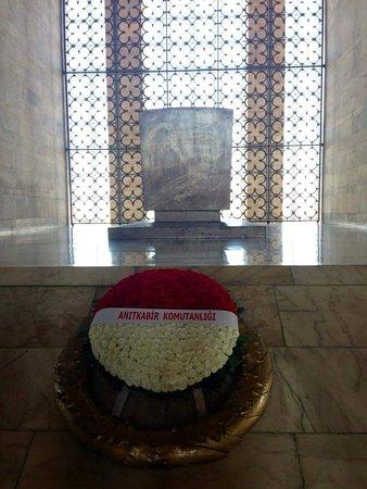 Le mausolée Anitkabir : FB_IMG_1508063676552_large.jpg