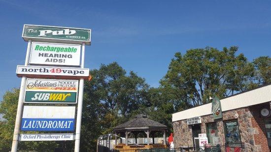 Woodstock, Canada: The Mini-Mall Marquee