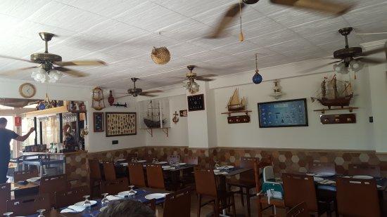 Cunit, Spanje: Un placer comer aquí