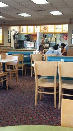 Alachua, FL: Wendy's