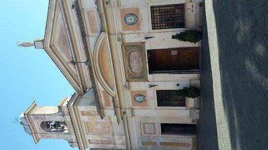 Lazio, Italië: Il santuario del Divino Amore