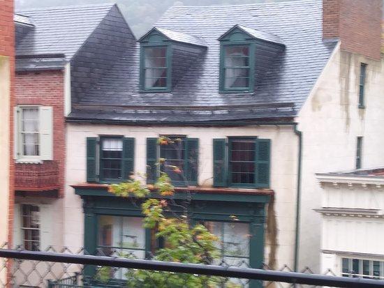 Harpers Ferry, WV: buildings