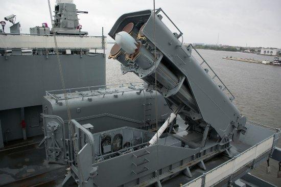 "Camden, نيو جيرسي: USS New Jersey - ""die neuen Waffen"""