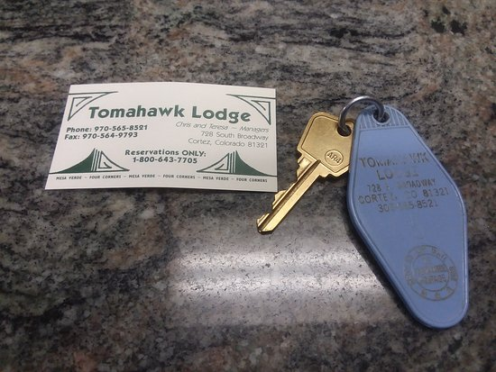 Tomahawk Lodge: 20171013_200301_large.jpg