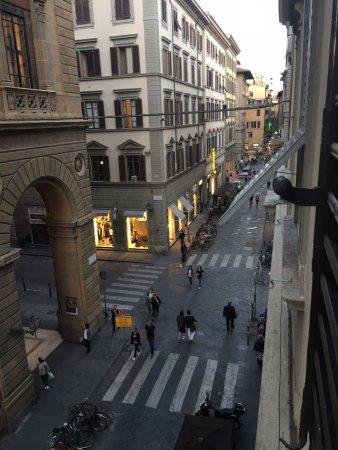Hotel Davanzati: View from room
