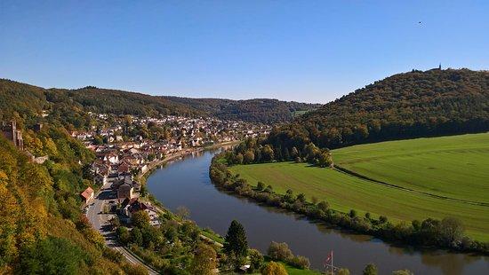 Neckarsteinach, Tyskland: Hinterburg