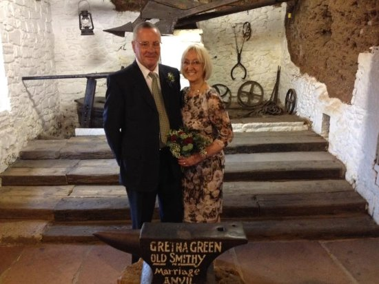 Famous Blacksmiths Shop: This is venue to go for if you are just a couple getting married!