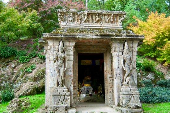 temple khmer - Photo de Parc Oriental de Maulévrier ...