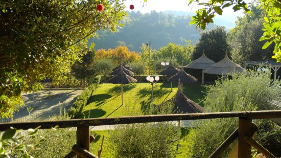 Cenerente, Itália: Relais Poggio del Sole
