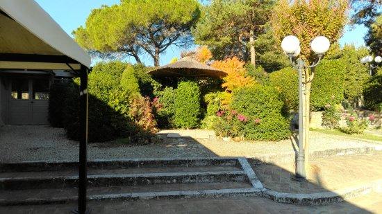 Cenerente, Italy: Relais Poggio del Sole