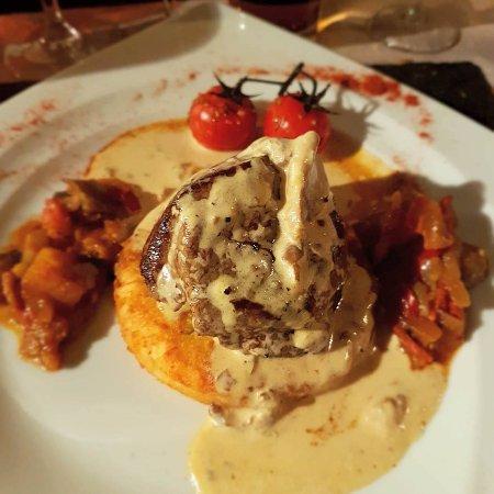 Saint-Martin-le-Beau, Франция: Restaurant le Pigeonnier de Fombeche