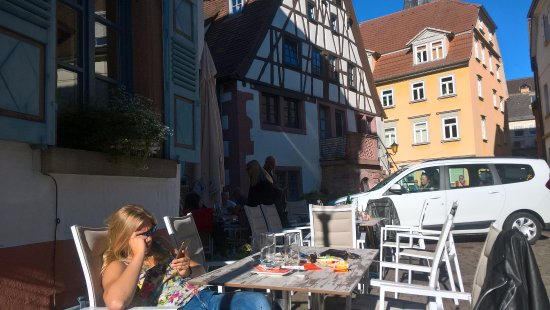 Eberbach, Germany: Snackbar