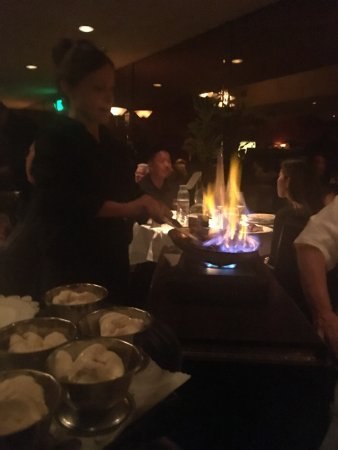 Pico Rivera, CA: Cherries On Fire! Wow!