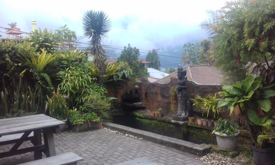 Bedugul, Indonesia: Smoking Area