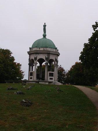 Sharpsburg, Maryland: Maryland USA and CSA monument