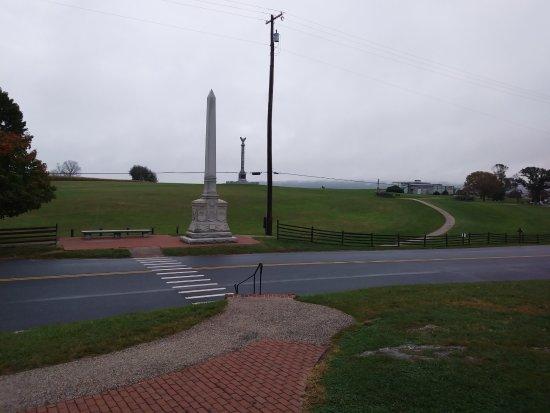 Sharpsburg, Мэриленд: New York Regiment memorial