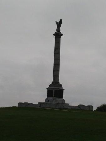 Sharpsburg, MD: New York Regiment memorial