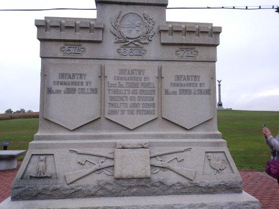 Sharpsburg, MD: monument