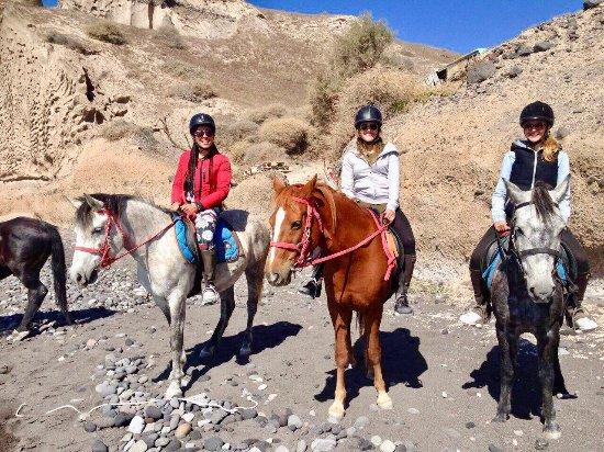 photo2.jpg - Picture of Santo Horse Riding, Akrotiri ...