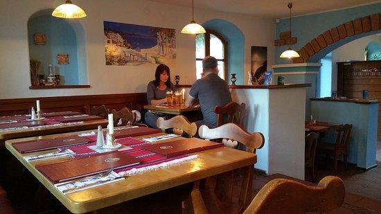 Wessling, Германия: Griechisches Restaurant Marina
