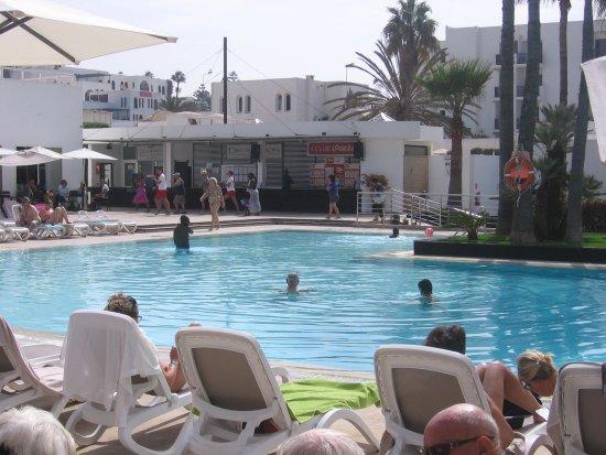 La piscine picture of royal decameron tafoukt beach for La piscine review