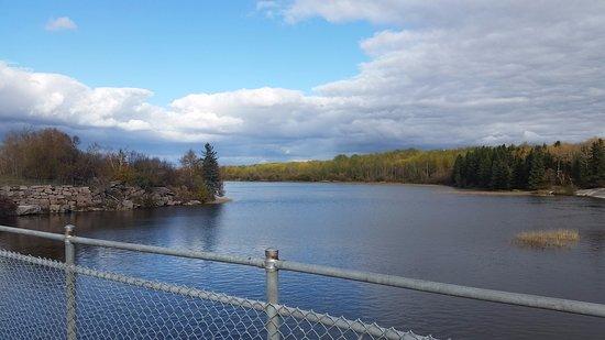 Pinawa, Kanada: Lake area