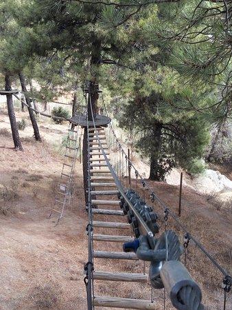 Viznar, Spain: escaleras