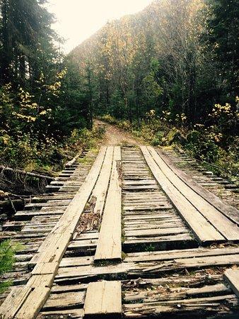 Stoneham-et-Tewkesbury, Canada: sentier Scotora