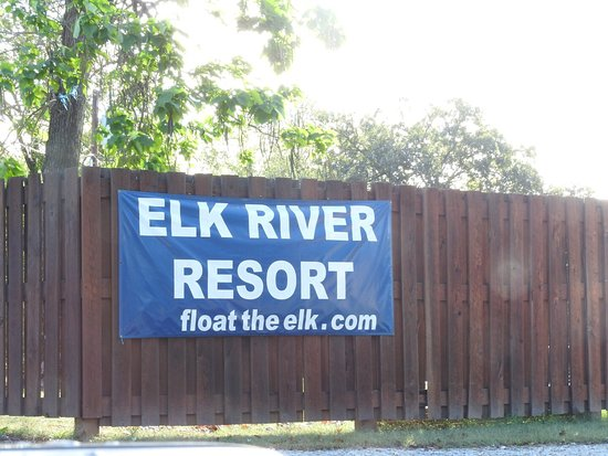 Noel, MO: Elk River Resort  Amazing stay!