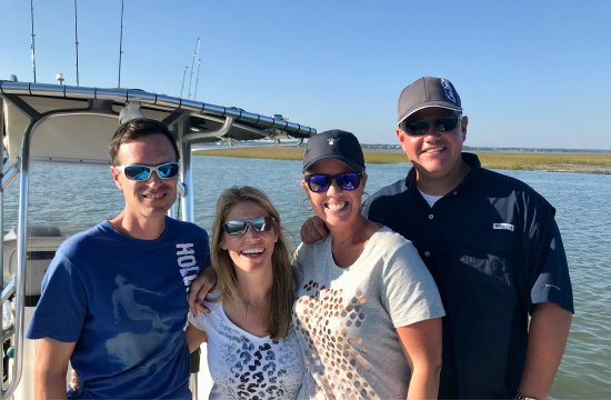 ‪‪Explore More Inshore Charters‬: Fun day on IOP! Thanks Jim!‬