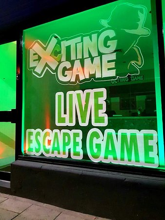 Exciting Game Birmingham- The Escape Room Game