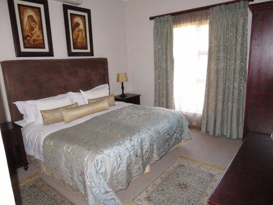 Augrabies Falls National Park, Südafrika: Main bedroom