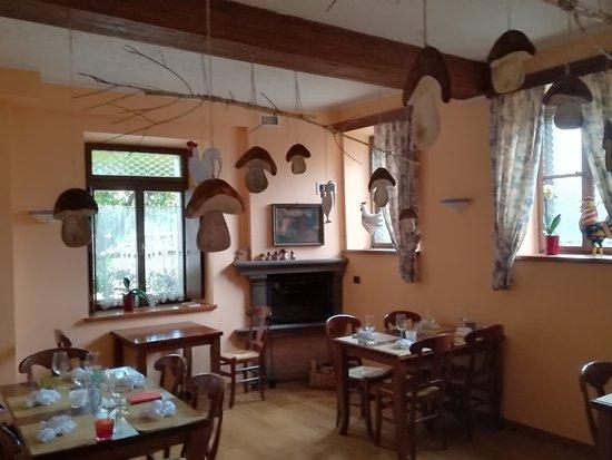 Tarcento, Italy: Sala da pranzo