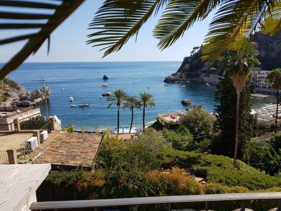 Hotel Baia Azzurra: vue exceptionnelle