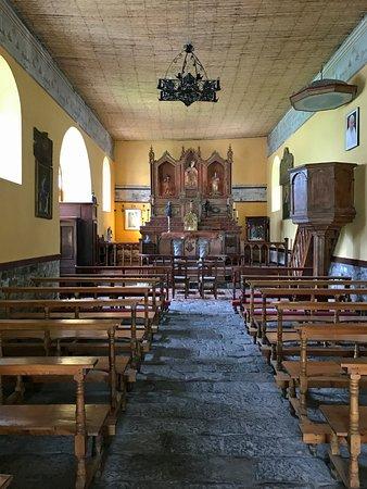 Lasso, Ecuador: chapel