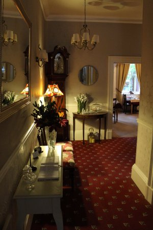 The Bloomsbury: The entrance hallway