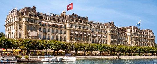 Grand Hotel National Lucerna Suiza Cant 243 N De Lucerna