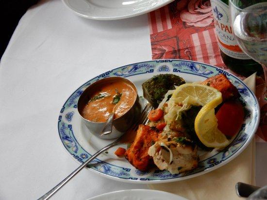Unterschleissheim, Alemania: Gemischter Grill Teller