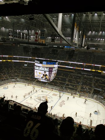 Ppg paints arena pittsburgh pa top tips before you go for Hotels close to ppg paints arena