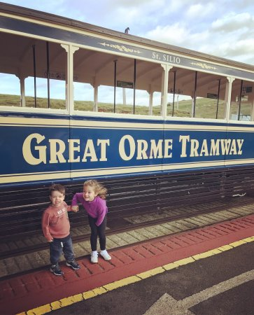 Great Orme Tramway: photo0.jpg