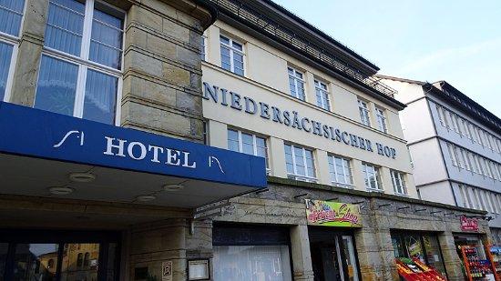Hotel Niedersachsischer Hof Goslar Niedersachsen