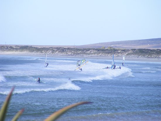 Paternoster, South Africa: Windsurfer and Kitesurfers Paradise ( Feb & March)