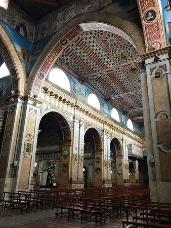 Santo Domingo Plaza (Plaza de Santa Domingo): Inside the church.
