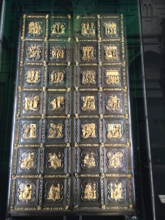 Museo dell\u0027Opera del Duomo Ghiberti\u0027s Bronze Doors & Ghiberti\u0027s Bronze Doors - Picture of Museo dell\u0027Opera del Duomo ...